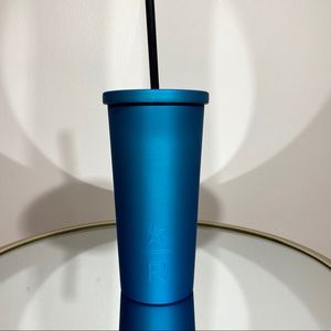 Starbucks Reserve Powder Teal Tumbler